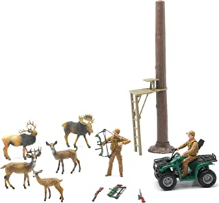 New-Ray Toys Wild Life Hunter Deer Hunting Play Set