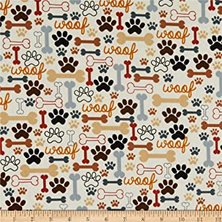 Best dog bone fabric Reviews