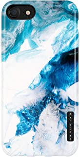 iPhone 8 & iPhone 7 Case Watercolor, Akna Sili-Tastic Series High Impact Silicon Cover for iPhone 8 & iPhone 7 (1136-U.S)