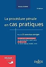 Livres La procédure pénale en cas pratiques - 2e éd. PDF