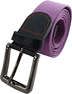 uxcell Unisex Outdoor Casual Nylon Adjustable Canvas Web Waist Belt