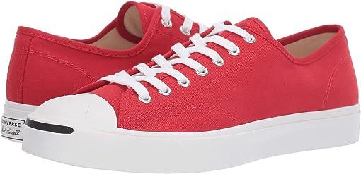 Enamel Red/White/Black
