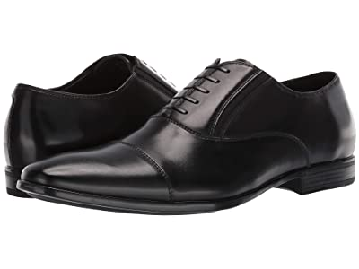 Kenneth Cole Reaction Eddy Lace-Up CT (Black) Men