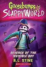 Revenge of the Invisible Boy (Goosebumps SlappyWorld #9) (9)