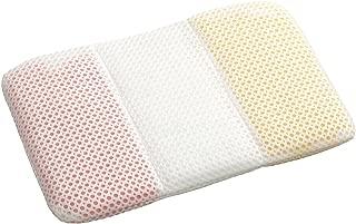 西川リビング 手作り キッズ まくら 32×50cm ピンク パイプ 2435-70074