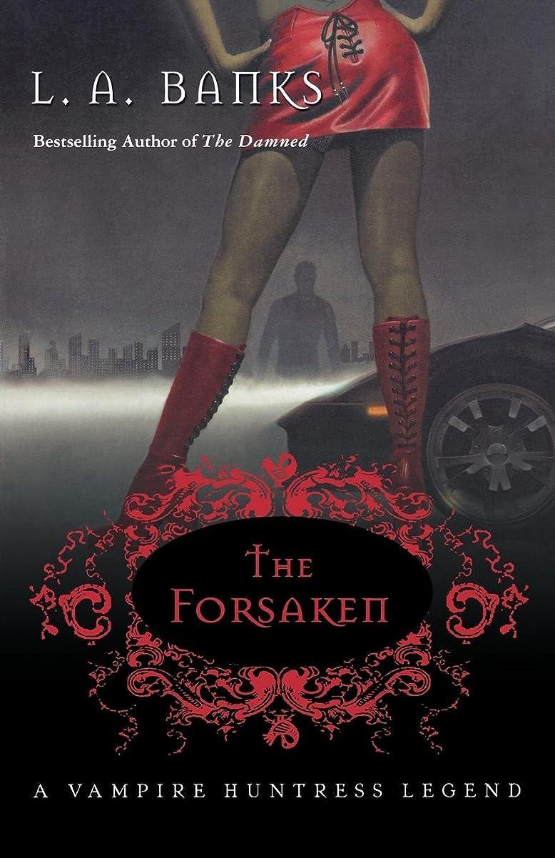 製品打ち上げる空白The Forsaken: A Vampire Huntress Legend