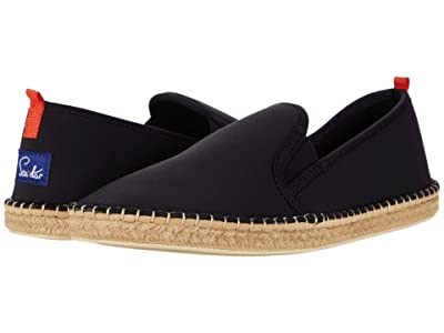 Sea Star Beachwear Mariner Slip-On (Black) Women