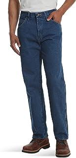 Rustler Classic Men's Relaxed 5 Pocket Jean