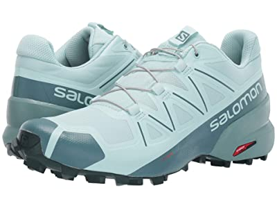 Salomon Speedcross 5 (Icy Morn/Hydro./Green Gables) Women