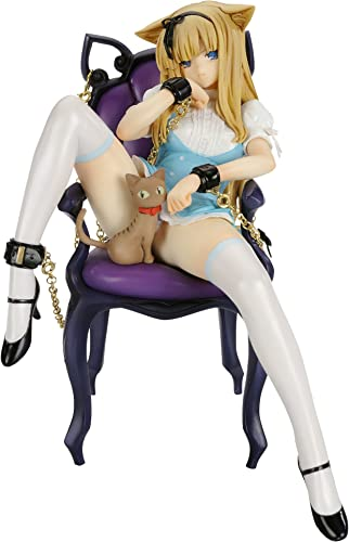 buena reputación Planet of the Cats  Cat and Chair Chair Chair -Alice Ver.- (PVC Figure) [Toy] (japan import)  promociones de equipo