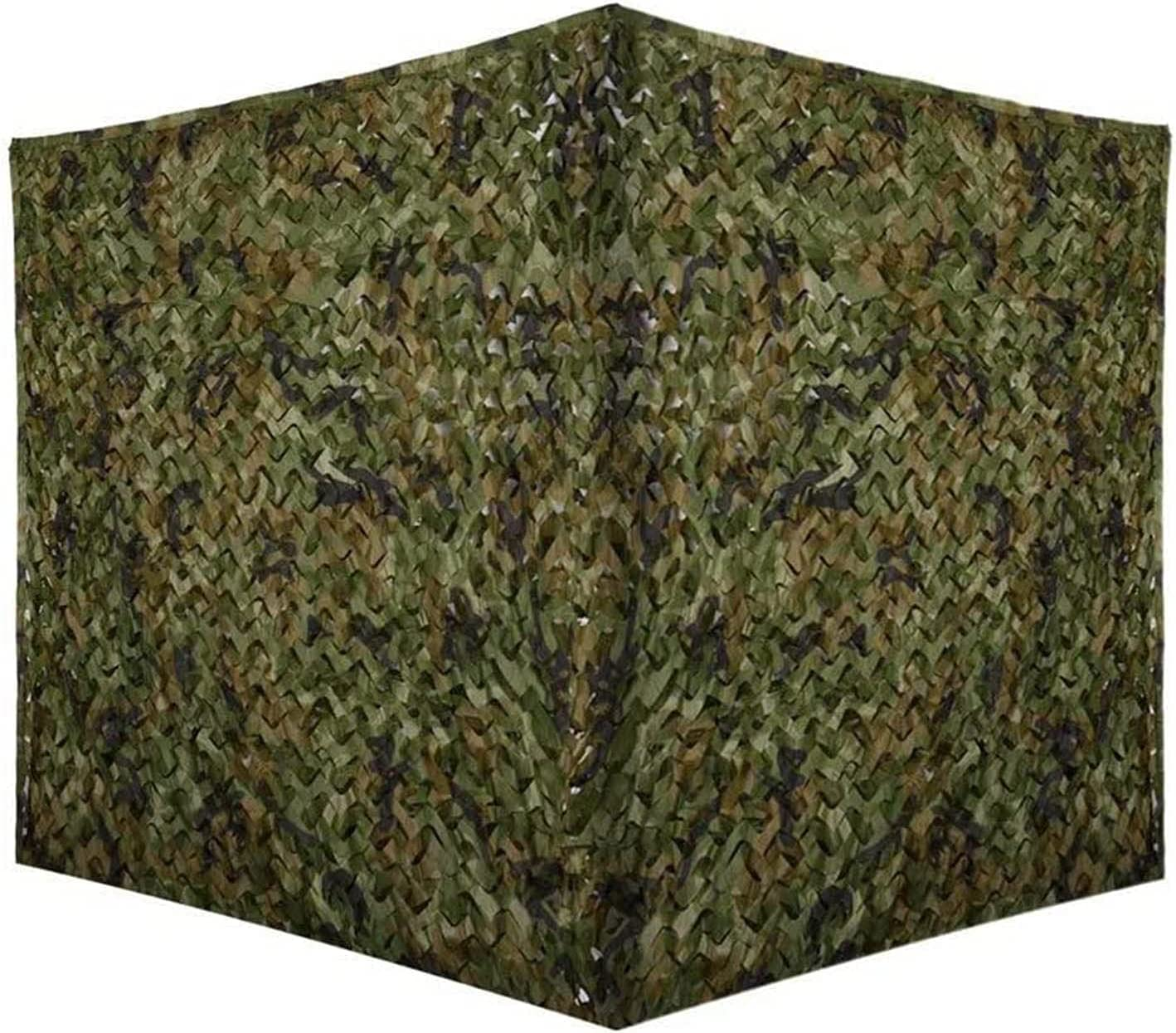 ZCBHSD Woodland Camouflage Max 74% OFF Netting Army Camo for Camping Ou Max 80% OFF Net