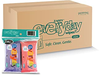 Zappy Everyday Mini 8s Wipes Value Pack, 8 ct (Pack of 120)