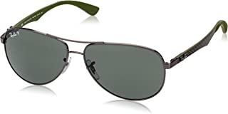 Ray-Ban Carbon Fibre RB8313 004/N5 61 mm
