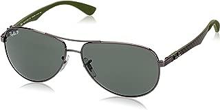 Best ray-ban polarized sunglasses rb8313 58 carbon fibre Reviews