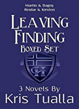 Leaving Finding Trilogy Boxed Set: Leaving Norway / Finding Sovereignty / Kirsten's Journal (Hansen Series Book 53)