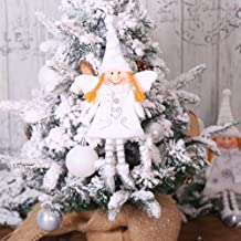 Christmas decorations Christmas angel ornament wine sets new creative household goods dress champagne bottle cover bags 3P...