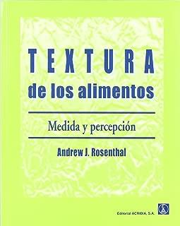 Textura de Los Alimentos (Spanish Edition)