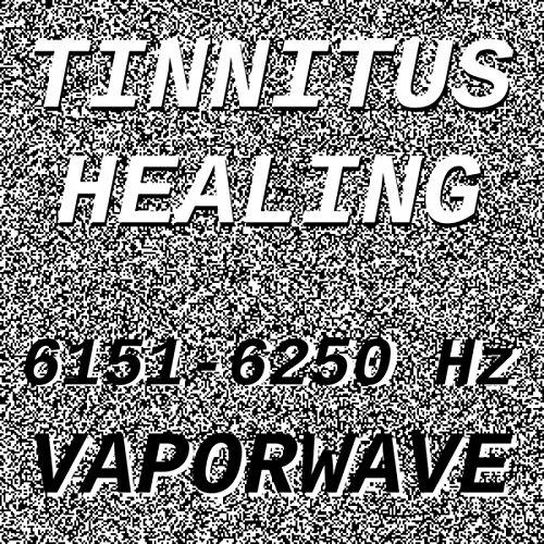 Tinnitus Healing For Damage At 6206 Hertz