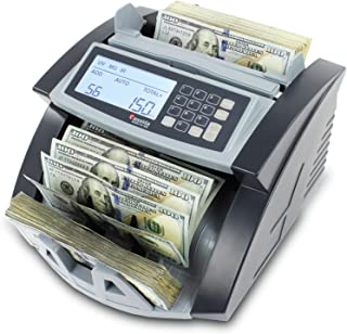 Cassida 5520 UV/MG – USA Money Counter with UV/MG/IR Counterfeit Detection –..