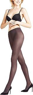 FALKE Strumpfhose Matt Deluxe 30 Denier Damen schwarz hautfarbe viele weitere Farben verstärkte Feinstrumpfhose ohne Muster transparent reißfest matt und dünn 1 Stück