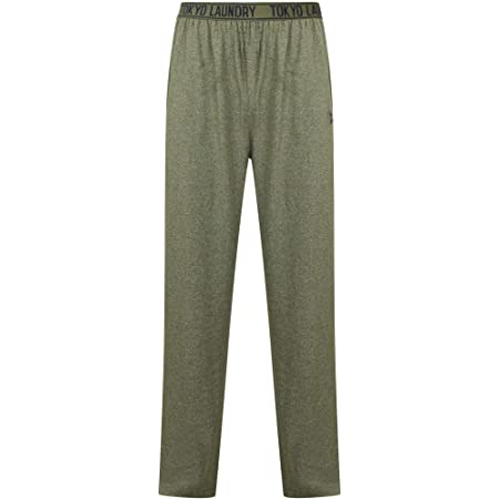 Ruskin Lounge Pants in Thyme - Tokyo Laundry-M