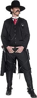 Smiffy's Men's Authentic Western Sheriff Costume
