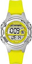Timex Women's Marathon | Yellow Strap Timer Alarm Indiglo Sport Watch TW5K96700