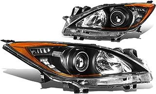 DNA MOTORING HL-OH-MM310-BK-AM Headlight Assembly, Driver And Passenger Side