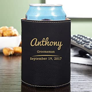 HomeWetBar The Big Day Custom Can Cooler (Personalized Product)