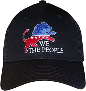 Lion Guard We The People Cap - Lions of Trump Hat