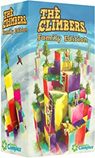 Capstone Games The Climbers Family Edition