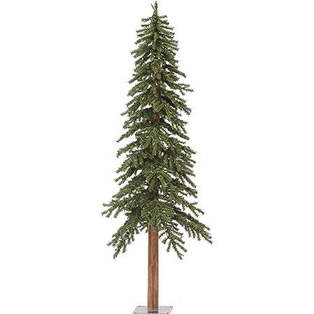 Renewed Vickerman 5 Unlit Natural Alpine Christmas Tree