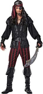 California Costumes Men's Ruthless Rogue Pirate Buccaneer Swashbuckler