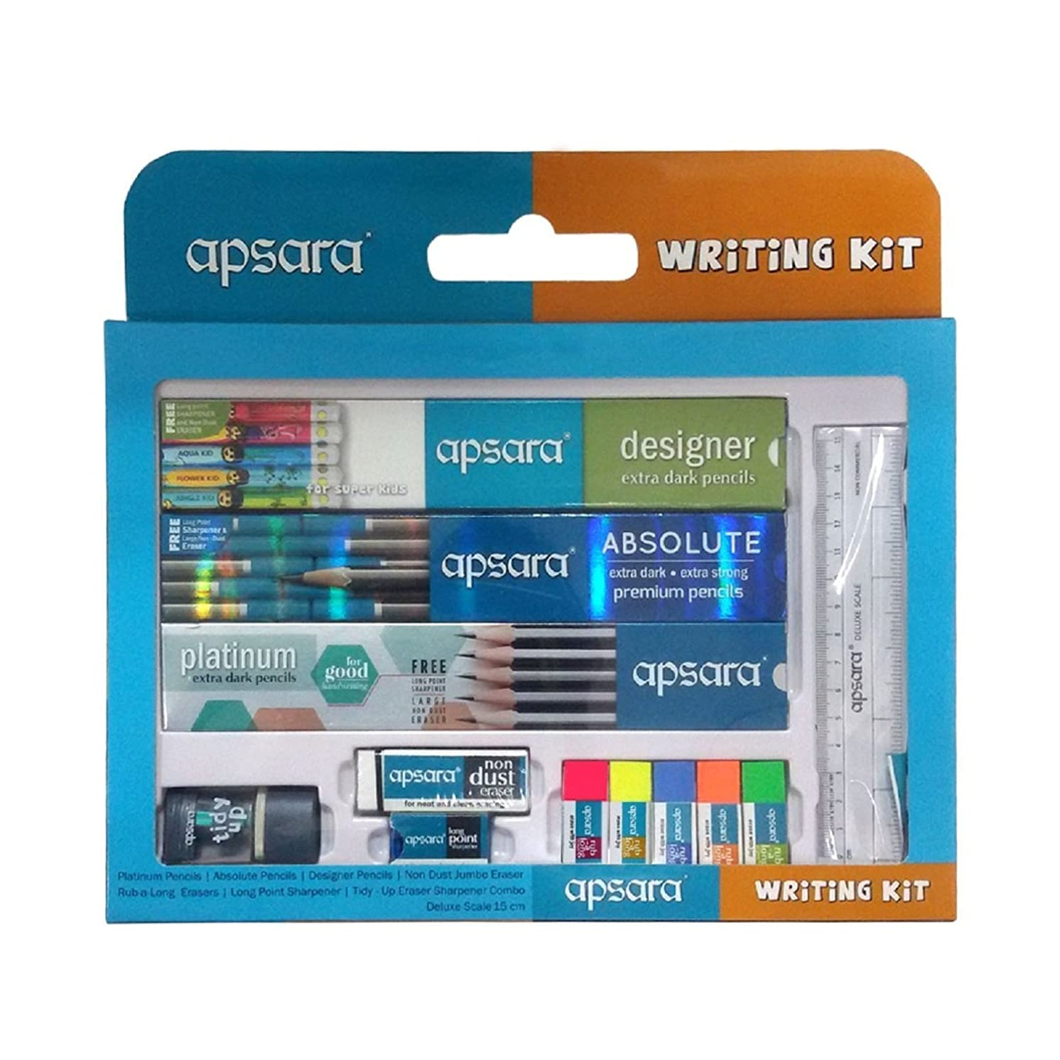 Apsara Writing Kit for art and craft, writing - Buy Original only at E-Retail Deals.