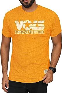 NCAA Mens Retro T Shirt Soft