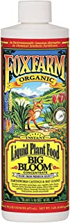 Fox Farm Big Bloom Liquid Concentrate Fertilizer, 1-Pint