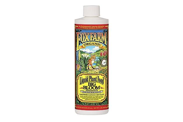 Best liquid organic fertilizers for flowers   Amazon com