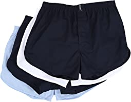 Blended Tapered Boxer - 4 Pack