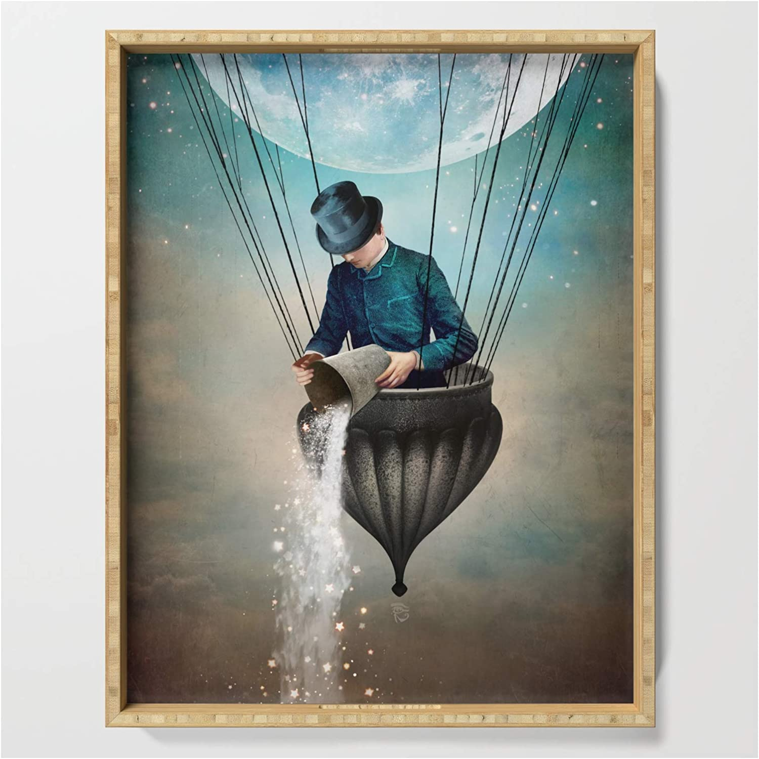 High In The Sky by Christian Schloe x 17 Serving 22.5