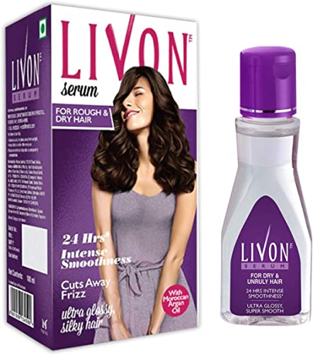 Livon Serum for Dry and Unruly Hair, 100ml product image