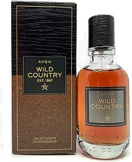 Avon Wild Country Eau de Toilette para Hombre 75ml