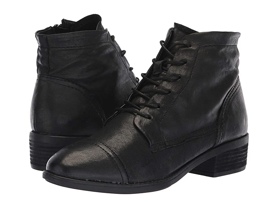 Vintage Boots- Winter Rain and Snow Boots Comfortiva Cordia Black Oleoso Womens Boots $134.95 AT vintagedancer.com