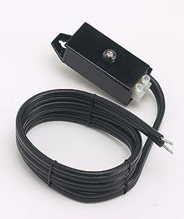 HPM DGLS150 Dusk to Dawn Garden Light Sensor 12V, Black