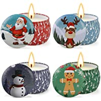 4-Set Sonsien Scented Candles Gifts Set