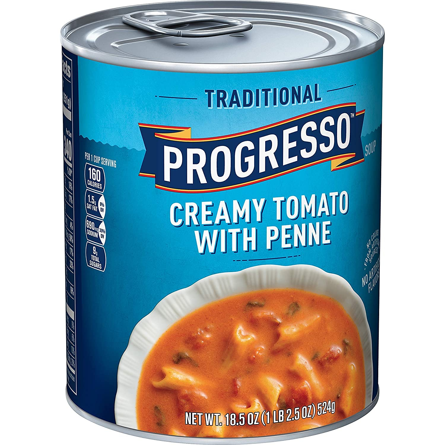 Super Special SALE held Progresso Traditional Creamy Tomato with 18.5 2021 new ounce Penne Soup