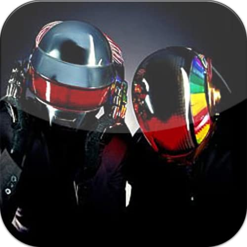 Daft Punk Get Lucky Fan App