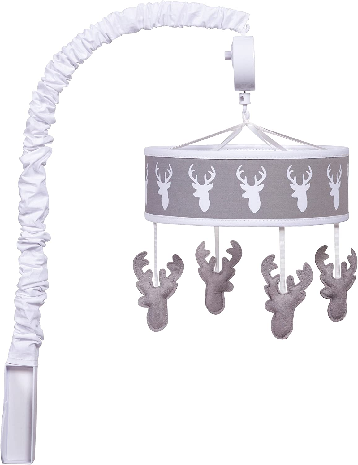 Trend Lab Stag Head Musical Mobile
