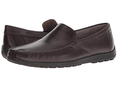 ECCO Reciprico Classic Moc (Mocha Cow Leather) Men