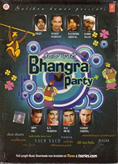 Bhangra Party: Punjabi Hits