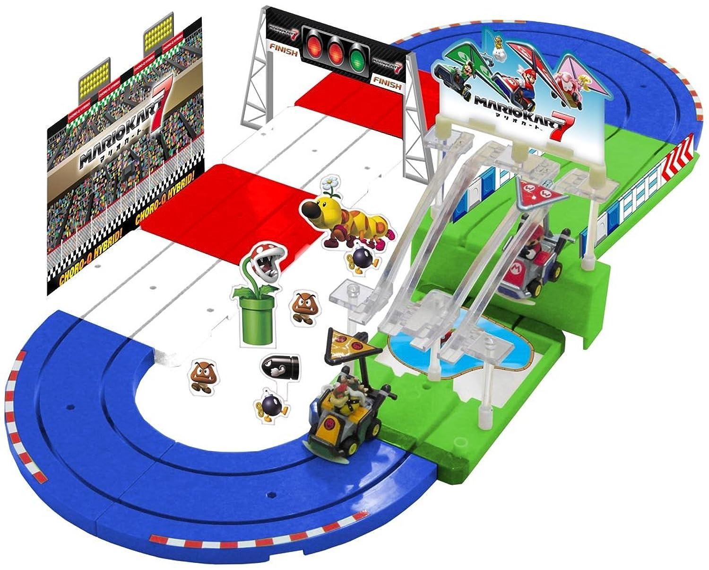 チョロQ マリオカート7 DXフライングサーキット マリオ